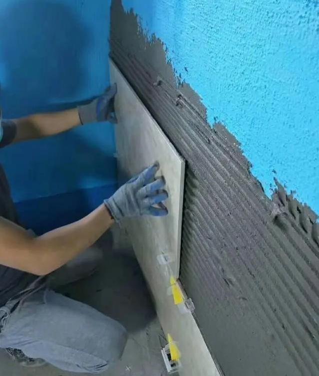 瓷砖背胶质量好坏如何判断?